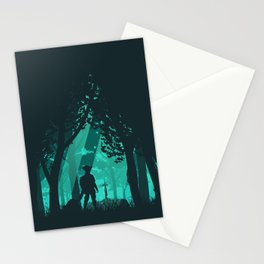 It's Dangerous To Go Alone Stationery Cards