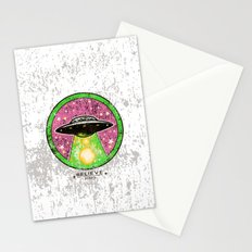 UFO SERPO Stationery Cards