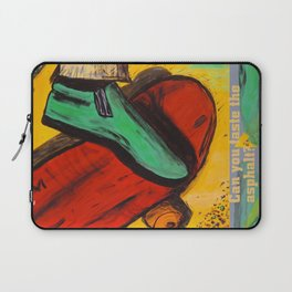 The Ride! Laptop Sleeve