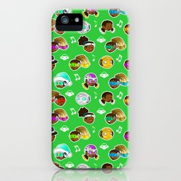 Lil Lúcio Patten iPhone Case