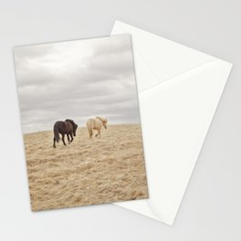 Travel Landscape Photograph, Iceland Stationery Cards