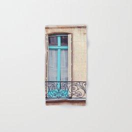 Petit - Paris Window Hand & Bath Towel
