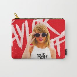 Tay Tay Swift Carry-All Pouch