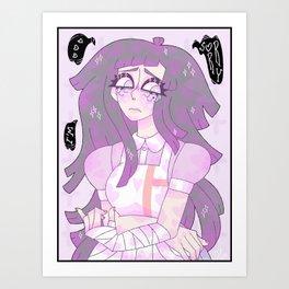 Tsumiki Mikan Art Print