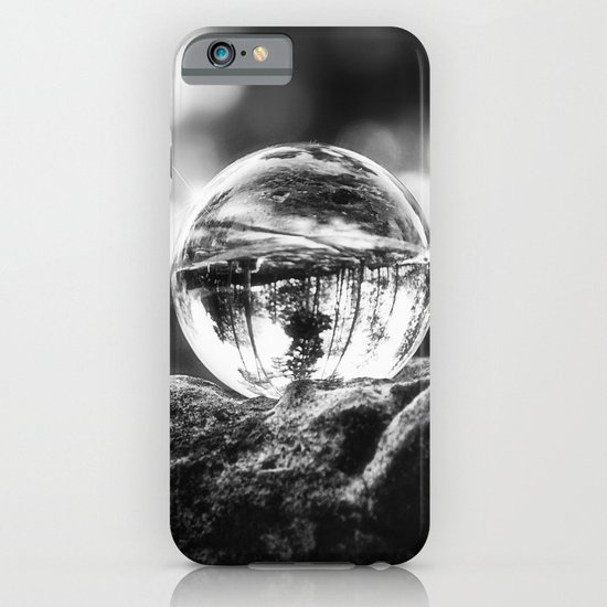 LIFE IN MONO - The glass ball iPhone & iPod Case