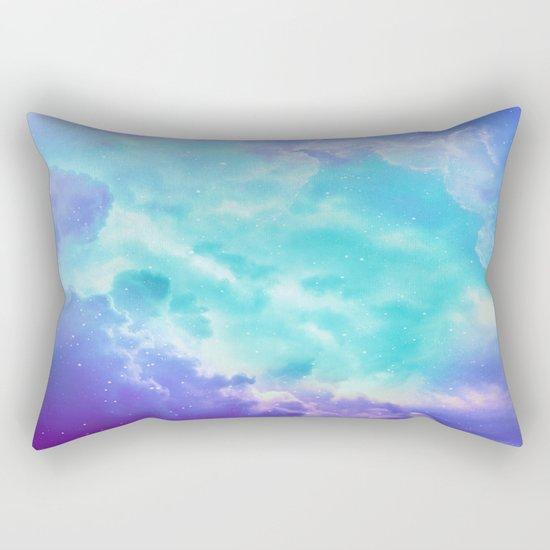 Right Here Rectangular Pillow