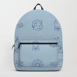 Vault Dweller pattern Backpack