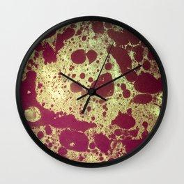 Textured Paper 04 Wall Clock