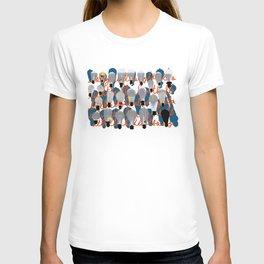 Lightbulbs T-shirt
