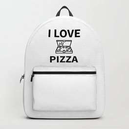 Delicious Pizza Backpack