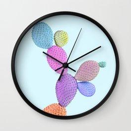 CACTUS COLOR Wall Clock