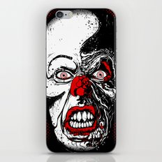 Pennywise iPhone & iPod Skin