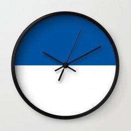 Flag of Assen Wall Clock