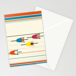 Never stop riding! Stationery Cards