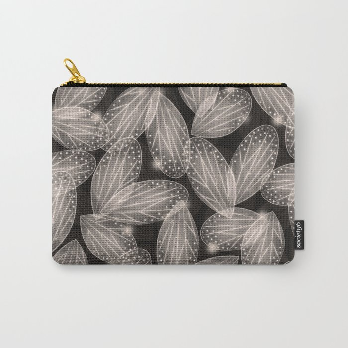 Fallen Fairy Wings - Silver Screen Edition Carry-All Pouch