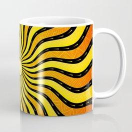 Oracle   Visionary art Coffee Mug
