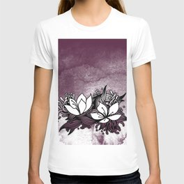 Flower Tangle T-shirt