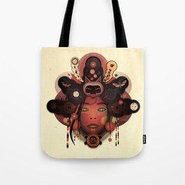 NYXX (urban faery) Tote Bag