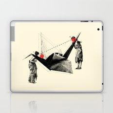 In Search Of Beauty (Circa 1876) Laptop & iPad Skin
