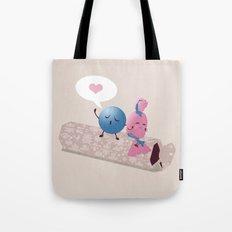 Sweet Talk Tote Bag