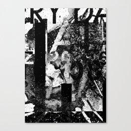 Typefart 012 Canvas Print
