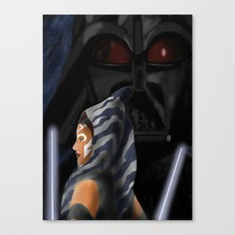 Old Master Canvas Print
