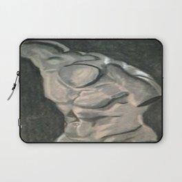 Greek Bust Laptop Sleeve