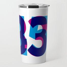 33/45 Travel Mug