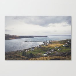Uig, Isle of Skye, Scotland Canvas Print