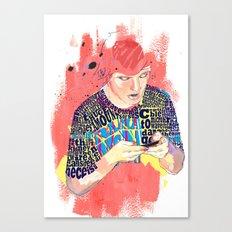 RADIATION  Canvas Print