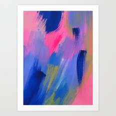 somewhere elses Art Print
