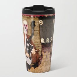 Guitar Reaper Travel Mug