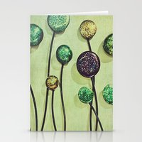 artsy Stationery Cards featuring Artsy Art by Artsy Arts By Rosanna.