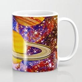 Stars and Planets Coffee Mug