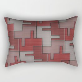 Geometrix 117 Rectangular Pillow