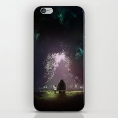 Feel Lonesome iPhone Skin