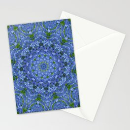 muscari lace Stationery Cards
