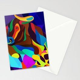 Taurus #4 Stationery Cards