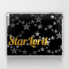 Golden Star Lord Laptop & iPad Skin