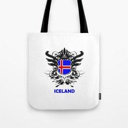 Iceland Uefa Euro 2016 Tote Bag