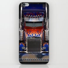 Optimus .....We are here, we are waiting. iPhone & iPod Skin