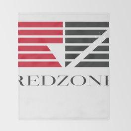 Redzone Music Throw Blanket