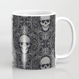 skull texture Coffee Mug