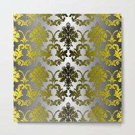 Baroque Contempo Metal Print