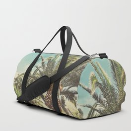 Summer Palms Duffle Bag