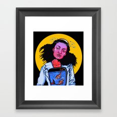 Yara Framed Art Print