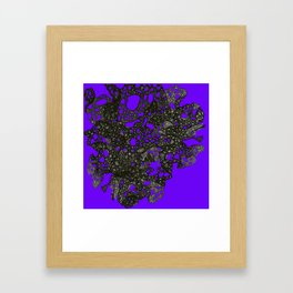 Change being the only certainty Framed Art Print