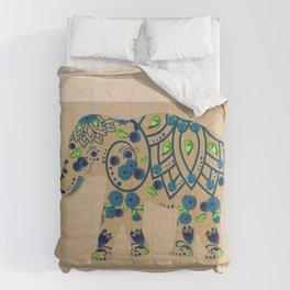 3D Elephant Garden Comforters