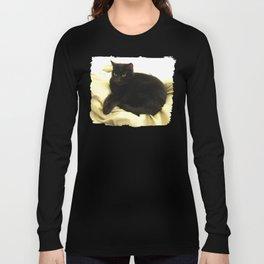 Queen Kitty 2795 Long Sleeve T-shirt