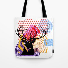 Mrs Stag Tote Bag